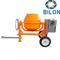 China Gasoline Engine 5.5HP Concrete Transit Mixer For Construction Building on sale