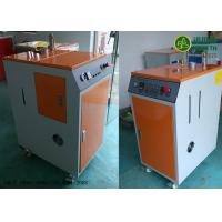 Cheap Electricity / Oil Fired Steam Generator 9kw , Vertical Small Water Tube Steam Boiler wholesale