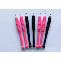 China Real Sterilized Manual Eyebrow Tattoo Pen Ergonomic Design 0.25mm Needle for sale