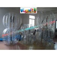 Quality 1M, 1.2M, 1.5M PVC or TPU body zorb for now field, ground for Kids and Adults for funny wholesale