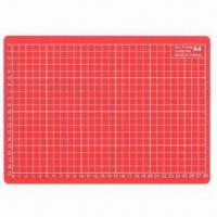 Cheap Eco-friendly Cutting Mat with Accurate Printed Scale for sale