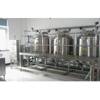 Cheap CIP Cleaning System / Minute Vertical CIP Systems For Beverage Production Line for sale