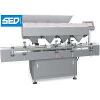 China Electronic Soft Gelatin Capsule Counting Machine With Siemens Touch Screen on sale