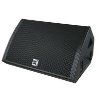 outdoor show line array sound equipment dual 15 inch monitor speaker with certificate of cv