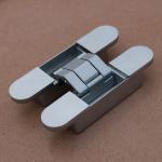 Cheap zinc 3D adjustable concealed hinge for wooden frames, steel frames, aluminum frames for sale