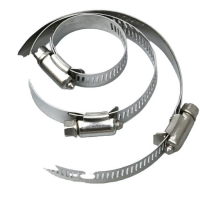 China Mini Clip Type Small Diameter 20 Mm Hose Pipe Clamps on sale