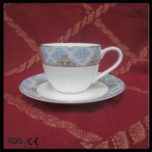 China bone china turkish coffee cup set on sale