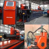 With Mandrel CNC Pipe Bender (DW 114CNC)