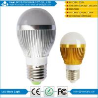 China Screw type 3W led bulb light wholesale Energy saving E27 3W LED Bulb Lamp light on sale