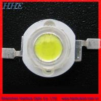 Cheap 1W White High Power LED Diodes with 2 Years Warranty for sale