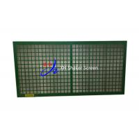 Cheap Oil and Gas Replacement Scomi Shaker Screen for Drilling Fluids Solids Control for sale