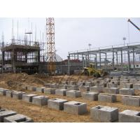Cheap Advanced Lime Autoclaved Aerated Concrete Panels 50000m3 - 300000m3 for sale