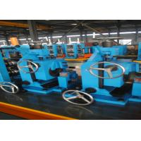 Cheap BH Welded ERW Pipe Making Machine For Iron Pipe / Tube 25-76mm Pipe Dia for sale