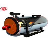 Cheap Horizontal Gas Oil Thermal Oil Heater / Hot Oil Boiler For Textile Industry for sale