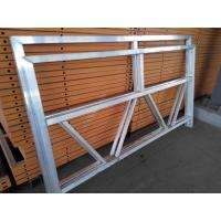 10m 800kg Suspended Scaffolding Systems Aluminum Alloy With Lifting Height 300 m