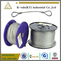 Cheap 1X7 3.3mm Galvanized Steel Strand For Catenary Wire for sale