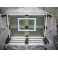 Cheap Toughened Glass Basketball Backboard 12mm for sale