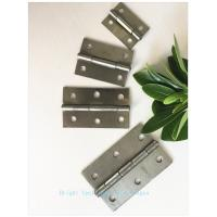 China Bright Iron Color Small Metal Door Hinges For Wooden Door And Window Hinge on sale