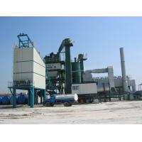 Cheap 40mm Max Aggregate Size Asphalt Batch Plant Wearable Mixing Blade 100000 Batch Lifetime wholesale