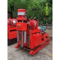 Buy cheap Small Hydraulic chuck Core Drilling Equipment Mechanical drive Quarry Core Drill Rig from wholesalers