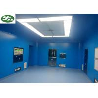 Quality Medicine Cleanroom Laminar Flow Ceiling wholesale