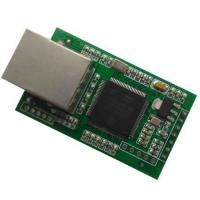 Cheap ETHERNET TO DOAL SERIAL PORTS-DOAL UART SERIAL TO ETHERNET MODULE for sale