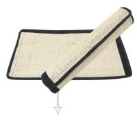 Cheap Pet products Cat Scratcher Toy Natural Sisal cat scratch Mat for sale