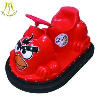 Cheap Hansel chinese battery operated bumper car amusement park kids ride on car for sale
