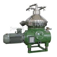 Cheap Factory use virgin coconut oil centrifuge machine continuous operate disc oil separator for sale