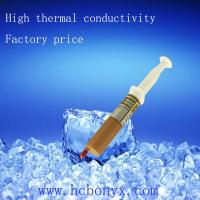 Cheap China Factory Bonyx Heatsink Silicone Thermal Grease Thermal Paste For Computer CPU for sale