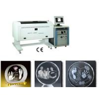 Cheap Laser Crystal Engraving Machine for sale