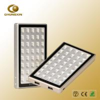 Portable Light Panels : High bright lm w mini portable led power bank with usb