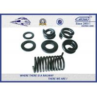 Quality Black Spring Locking Washer 65Mn for Bolt / Split Lock Washers wholesale