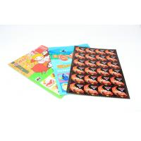 Cheap Hardcover Cartoon Book Saddle Stitch Printing Services With 3D Pictures for sale