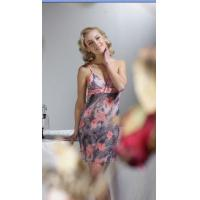 Buy cheap Ladies Cheap Sexy Satin Sleepdress A11018 from wholesalers