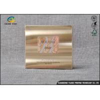 Cheap Foil Stamping Cardboard Gift Boxes Luxury Design For Cosmetic Skincare Cream for sale