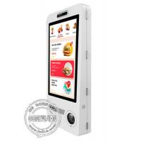 Cheap Restaurant WIFI Android Digital Signage 32 Inch Wall Mountable Food Ordering Machine for sale
