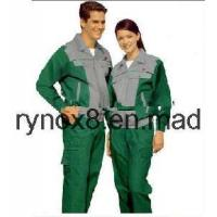 Cheap Working Uniform Protective Clothing of Cotton (BA022 013) for sale