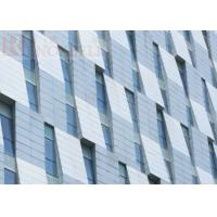 Quality Customized A1100 / 3003 /5052 Aluminium Wall Panels For Curtain Wall Decoration wholesale
