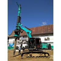 Buy cheap Restructured Excavator Rotary Piling Rig , 24m Max Pile Depth KR50A from wholesalers