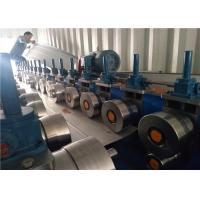 Cheap Conical Steel Roofing Machine , Automatic Tapered Standing Seam Metal Roof Machine for sale