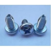 China Countersunk Head Thread Rolling Forming Screw Zinc Plate Surface M3 - M6 DIN7500m on sale