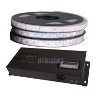 Cheap 50Hz 300W RGB LED Strip DMX Controller Metal Housing In Black Color for sale