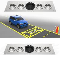 Buy cheap Fixed Under Vehicle Bomb Detector Mcd-V9 Automatic Under Vehicle Inspection System from wholesalers