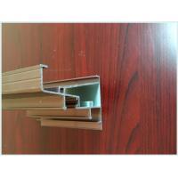 Cheap 6000 Series Aluminum Profiles For Doors And Windows Anodized Silver Alloy for sale