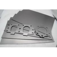 Cheap Metal Inserted Expanded Graphite Sheet Reinforced 1.0 - 6.0MM Thickness for sale