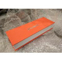 Buy cheap High End Rigid Paper Watch Box Lightweight Portable For Gift Packaging from wholesalers