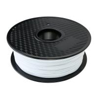 Buy cheap White Heat Resistant Three-D Printer Printing Material High Compatibility from wholesalers