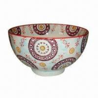 Buy cheap Small Ceramic Bowl, Measures 11 x 6.5cm from wholesalers