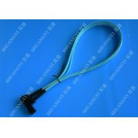 Cheap SFF 8643 12Gb SAS Serial Attached SCSI Cable 36P HD Right Angle For Server for sale